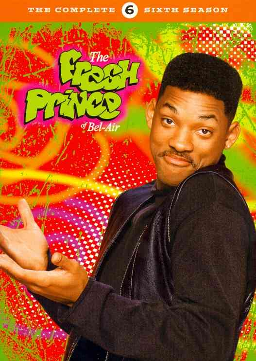 FRESH PRINCE OF BEL AIR:COMP SSN6 BY FRESH PRINCE OF BEL- (DVD)
